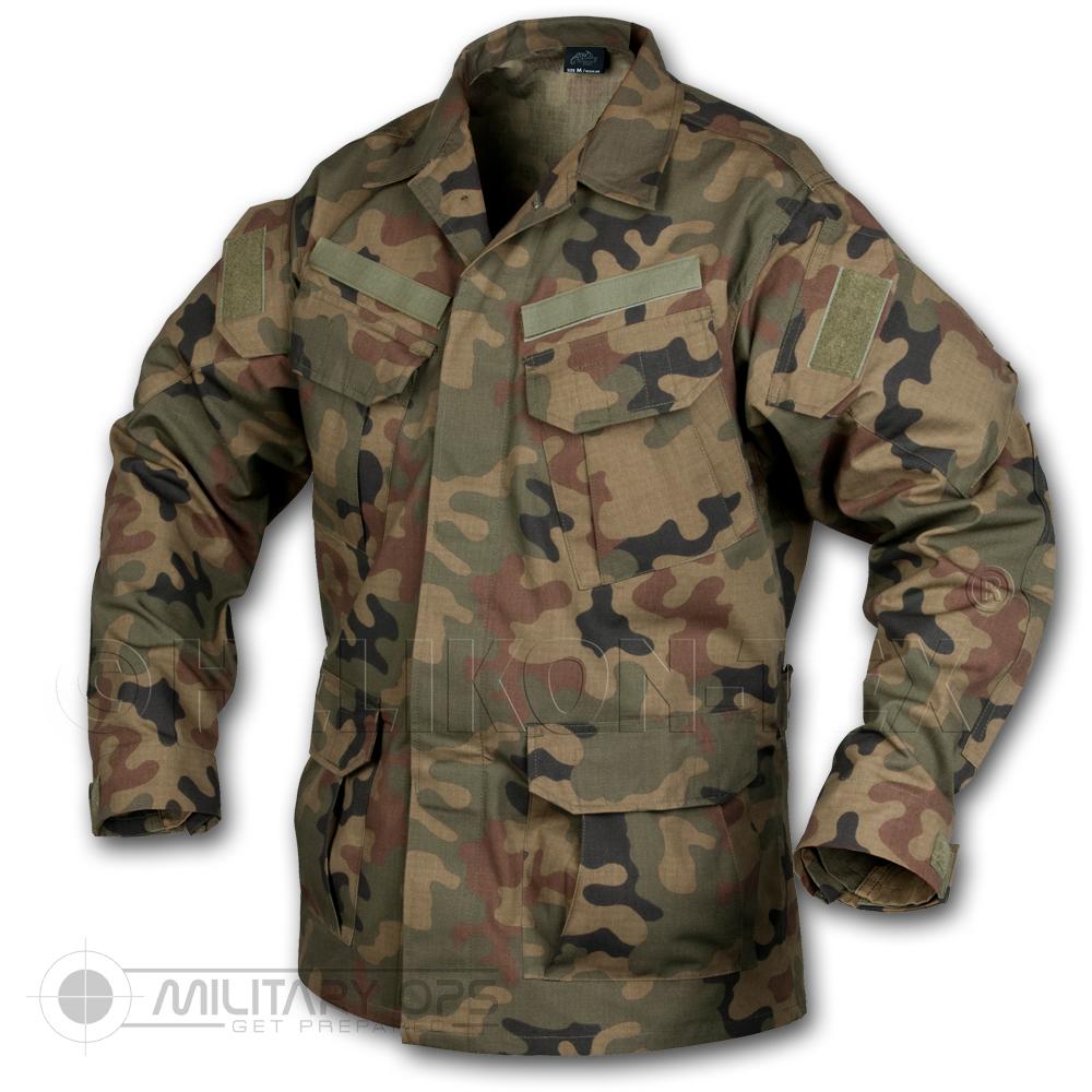 helikon tex sfu shirt bdu us army special forces uniform